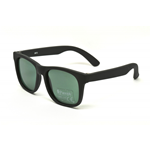 Panoply 999 Col.NERO SATINATO POLAR. Occhiali da Sole Bimbo-Sunglasses Boy