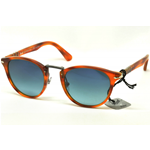 Persol 3108-S Col.960/S3 POLAR Cal.49 TYPEWRITER EDITION New Occhiali da Sole-Sunglasses
