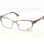 Mad Fun IBISCO Col.l04 Cal.52 New Occhiali da Vista-Eyeglasses