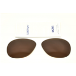 PERSOL 714 LENTI DI RICAMBIO, REPLACEMENTS LENS CAL. 52  MARRONI - BROWN
