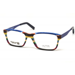 Ultra Limited COMO Col.MULTICROMATICO LUCIDO Cal.53 New EYEGLASSES-EYEWEAR