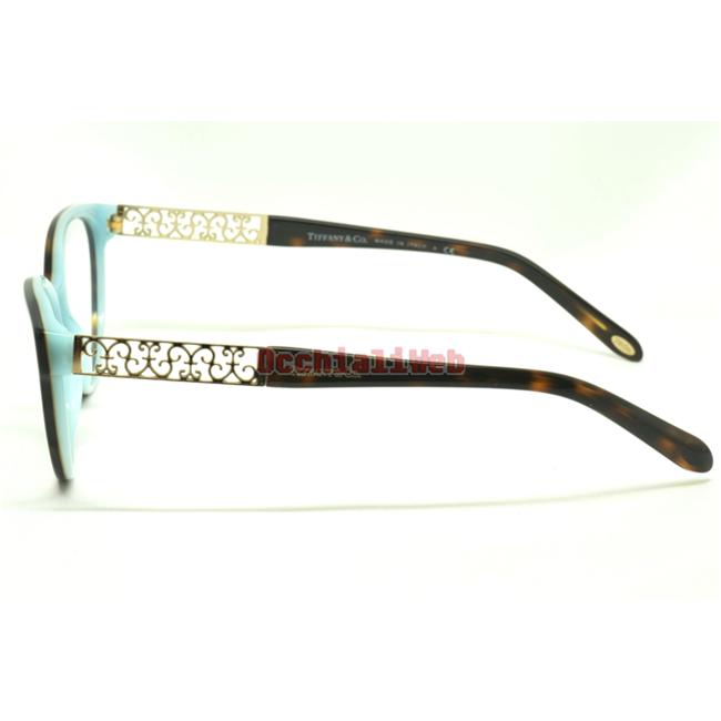 Tiffany & Co. TF 2129 Col.8055 Cal.53 New Occhiali da Vista-Eyeglasses AFro7Mrl
