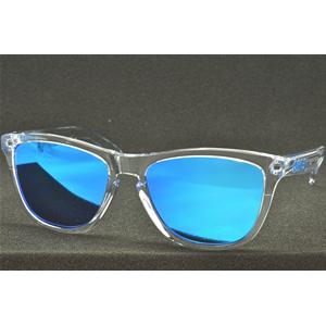 occhiali oakley montatura trasparente