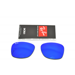 Lenti di ricambio Ray ban 2140-4105  Cal 50 SPECCHIO / MIRROR BLUE , Replacement lens