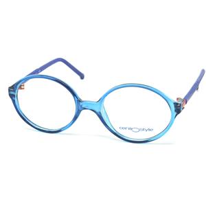 CentroStyle 15712 Col.Blu Cal.37 Occhiali da Vista eyeglasses zbNT2SKl