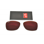 Lenti di ricambio Ray ban 2140-4105 Cal 50 MIRROR COPPER , Replacement lens