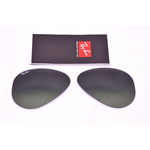 RAY BAN RB 3025 58 COL 71 DARK GRADIANT GREY, GRIGIO SFUMATO SCURO LENTI LENSES