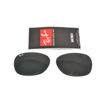 RAY BAN RB 2132 CAL.55 GRIGIO VERDE, G15 LENTI DI RICAMBIO REPLACEMENT LENSES