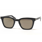 Saint Laurent SL 138 SLIM Col.001 Cal.47 New Occhiali da Sole-Sunglasses