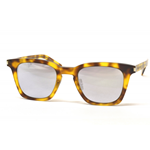 Saint Laurent SL 138 SLIM Col.004 Cal.47 New Occhiali da Sole-Sunglasses