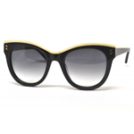 Stella McCartney SC0021S Col.001 Cal.51 New Occhiali da Sole-Sunglasses