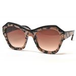 Stella McCartney SC0022S Col.002 Cal.52 New Occhiali da Sole-Sunglasses