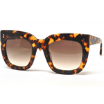 Stella McCartney SC0033S Col.002 Cal.51 New Occhiali da Sole-Sunglasses