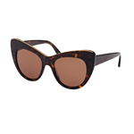 Stella McCartney SC0006S Col.002 Cal.53 New Occhiali da Sole-Sunglasses