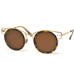 Bottega Veneta BV 0063S Col.005 Cal.46 New Occhiali da Sole-Sunglasses