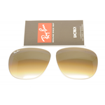 FILTRI/LENTI LENS DI RICAMBIO RAY-BAN 4147 CAL 60 MARRONI SFUMATE, BROWN SHADED