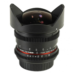 Samyang 8mm T3.8 Fisheye CS II UMC VDSLR (Sony A-Mount) Nero