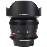 Obiettivo Samyang 14mm T3.1 ED AS IF UMC VDSLR (Samsung NX) Nero