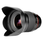 Obiettivo Samyang 16mm T2.2 ED AS UMC CS VDSLR(Sony A-Mount) Nero