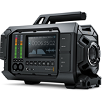 Videocamera Blackmagic URSA EF Mount  4K con Display Full HD