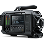 Videocamera Blackmagic URSA PL Mount 4K con Display Full HD
