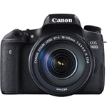 Fotocamera Reflex Canon EOS 760D + 18-135mm IS STM