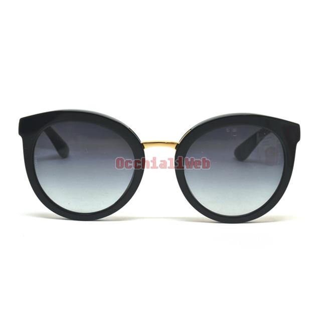 Occhialiweb.com  Dolce   Gabbana DG 4268 Col.501 8G Cal.52 New ... 9ca55d345d5a