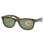 Ray-Ban RB 2132 NEW WAYFARER Col.902/58 Polar Cal.55 New Occhiali da Sole-Sunglasses