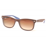 Ray-Ban Junior RJ 9052S New Wayfarer Col.7035/13 Cal.48 New Occhiali da Sole-Sunglasses