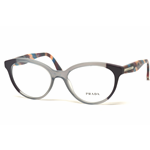 Prada VPR 05U JOURNAL Col.VYN-1O1 Cal.52 New Occhiali da Vista-Eyeglasses
