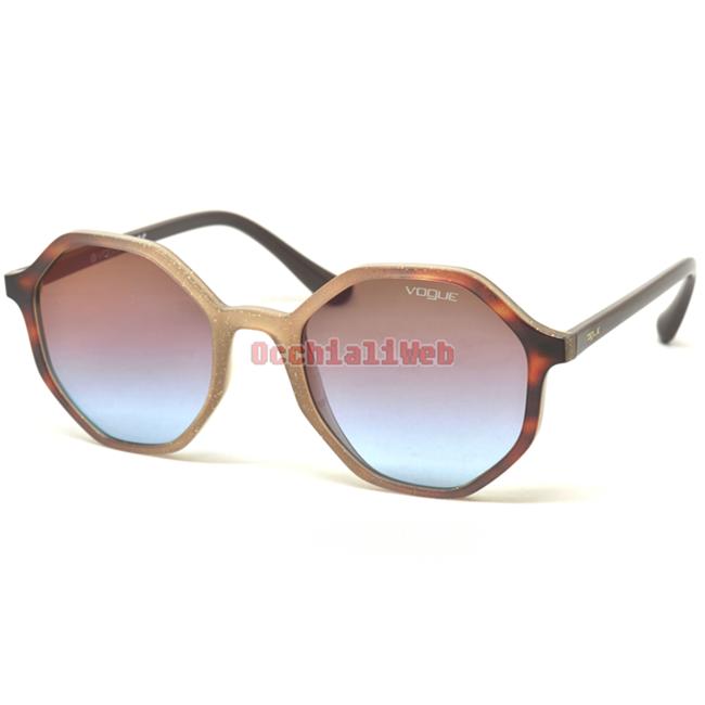 Occhialiweb Com Vogue Vo 5222 S Col 2639h7 Cal 52 New Occhiali Da Sole Sunglasses Vogue