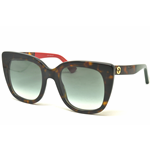 Gucci GG 0163 S Col.004 Cal.51 New SUNGLASSES
