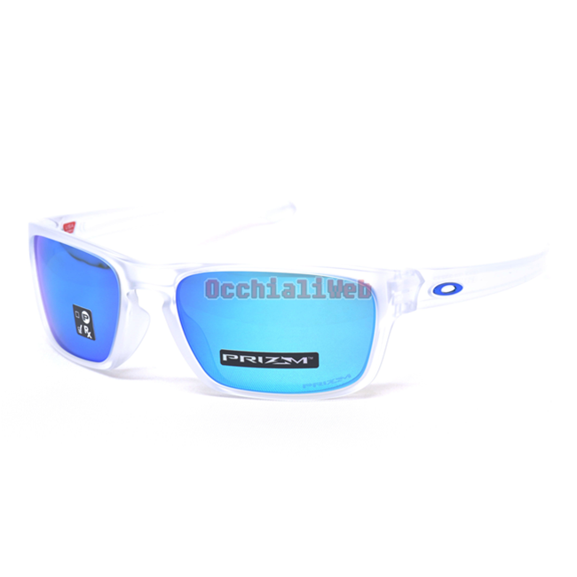017d080186 Occhialiweb.com  Oakley OO 9408 0456 SLIVER STEALTH Col.04 Cal.56 ...