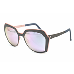 BLACKFIN BF 821 BLACK ROCK Col.877 Cal.56 New Occhiali da sole-Sunglasses
