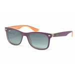 Ray-Ban Junior RJ 9052S New Wayfarer Col.7033/11 Cal.48 New Occhiali da Sole-Sunglasses