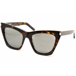 Saint Laurent SL 214 KATE Col.006 Cal.55 New Occhiali da Sole-Sunglasses