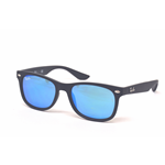 Ray-Ban Junior RJ 9052 S New Wayfarer Col.100S/55 Cal.48 New Occhiali da Sole-Sunglasses