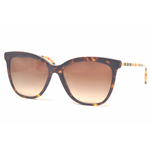 Burberry B 4308 Col.3854/13 Cal.56 New Occhiali da Sole-Sunglasses