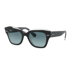 Ray-Ban RB 2186 STATE STREET Col.1294/3M Cal.49 New Occhiali da Sole-Sunglasses