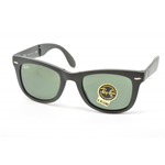 Ray-Ban RB 4105 FOLDING WAYFARER Col.601-S Cal.50 Occhiali da Sole-Sunglasses
