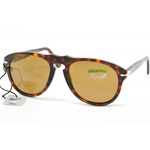 Persol 649 Polarized Col.24/57 Cal.52 New Occhiali Sole-Sunglasses-Gafas de sol