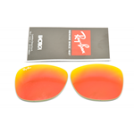 Filtri, Lenti di ricambio Ray ban 2140-4105 Cal 54 Mirror Orange, Replacement lens