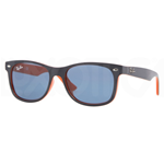 Ray-Ban Junior RJ 9052S New Wayfarer Col.178/80 Cal.47 Occhiali Sole-Sunglasses