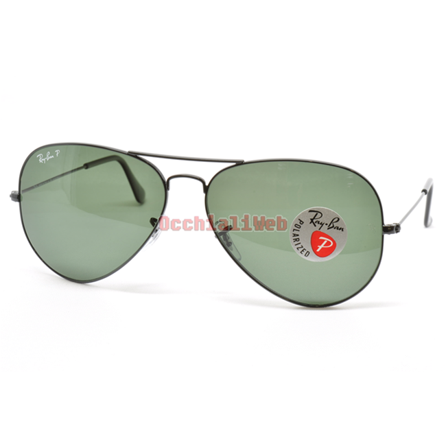 Occhialiweb.com  Ray-Ban 3025 SOLE Col.002 58 Cal.62 New SUNGLASSES ... 754bc86669a66