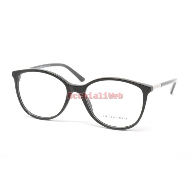 enorme sconto dbf1c f4ee7 Burberry 2128 Col.3001 Cal.52 New Occhiali da Vista-Eyeglasses-Lunettes