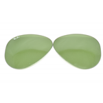 RAY BAN RB 3025,3138,3407 VERDE CHIARO/ LIGHT GREEN LENTI RICAMBIO-REPLACEMENT LENS