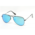 Ray-Ban Junior RJ 9506-S aviator Col.201/55 Cal.50 New Occhiali da Sole-Sunglasses